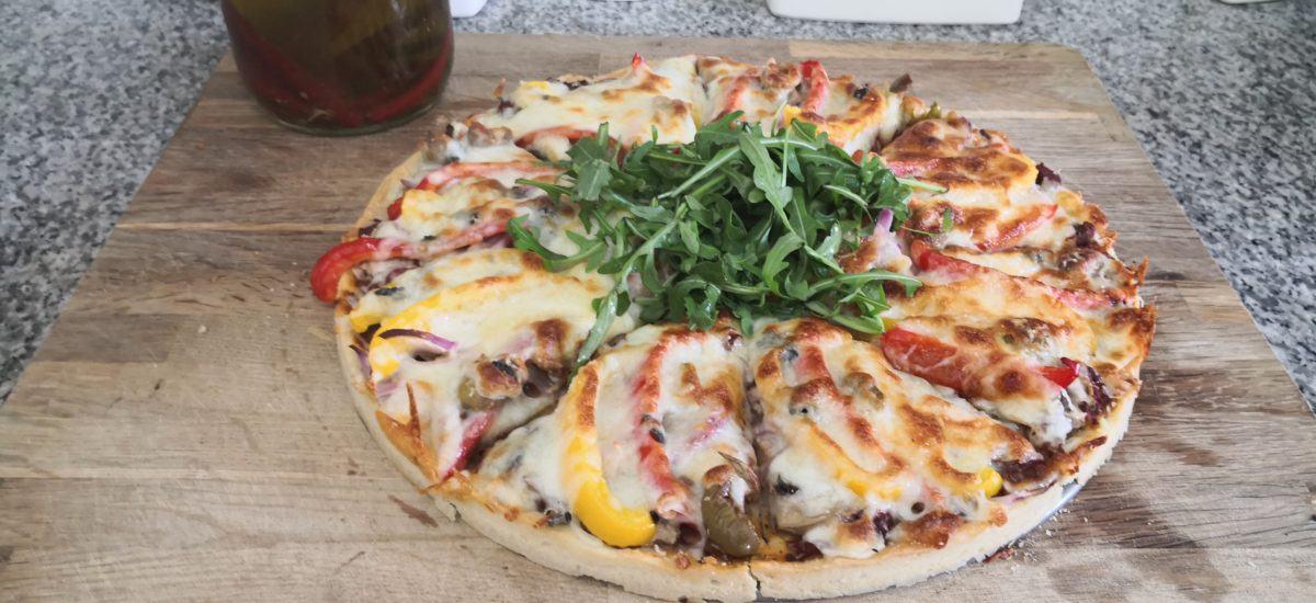 The Garden Pizza