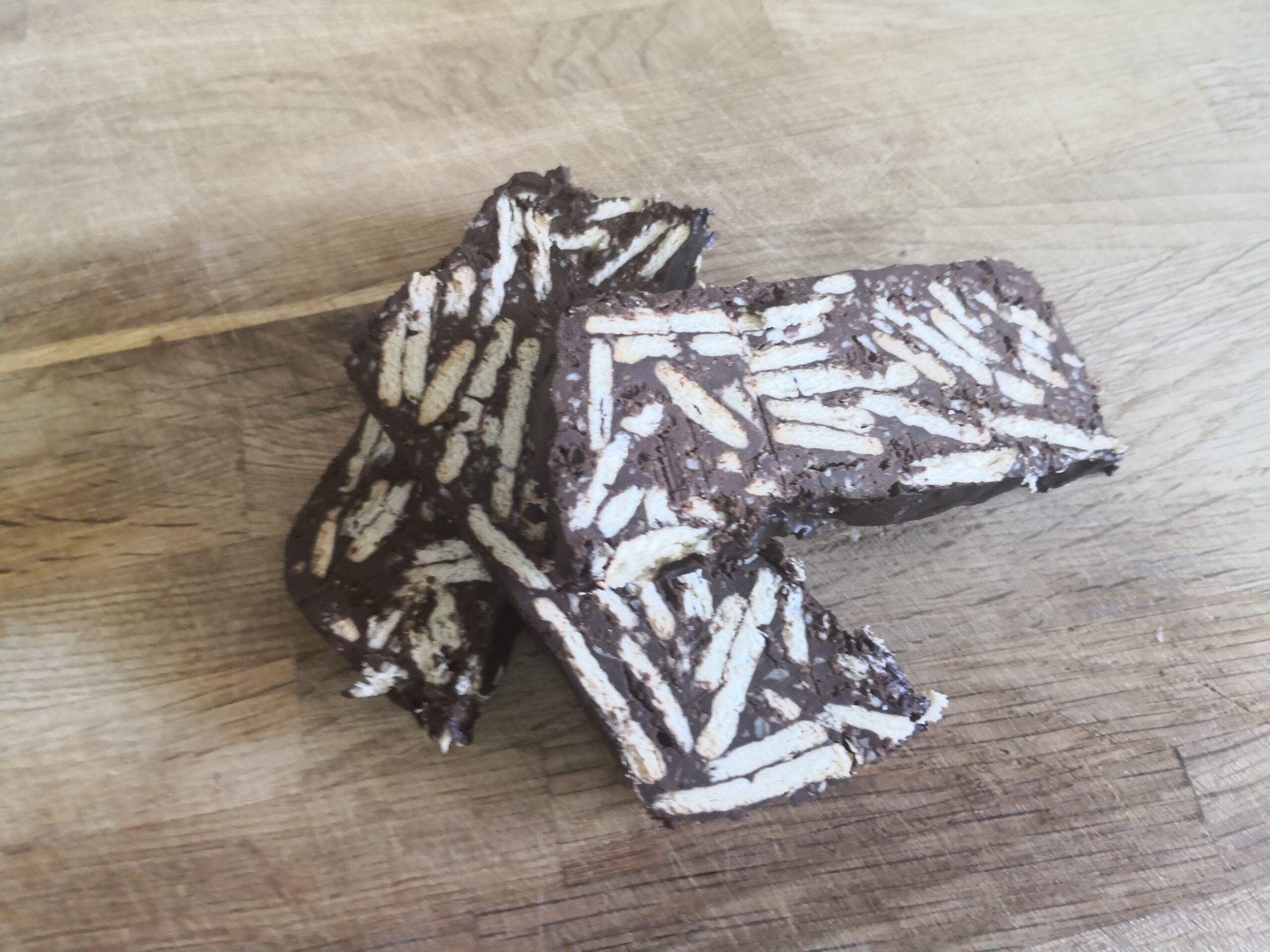 VEGAN DARK CHOCOLATE LAZY CAKE RECIPE