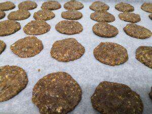 Oat & Almond Cookies