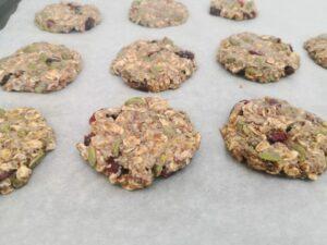 Superfood Oat Cookies