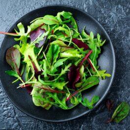 Salad nutritious